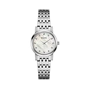 Bulova Dress Watch (Model: 96P175)