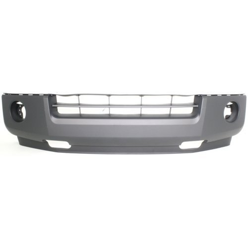 Front Bumper Cover for FORD EXPEDITION 2007-2014 Lower Textured - CAPA