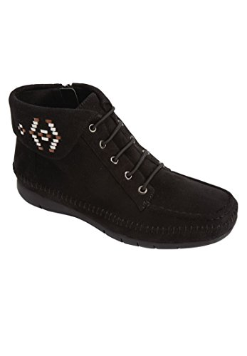 Scarpe Da Donna Comfort Plus Size Jax Nero