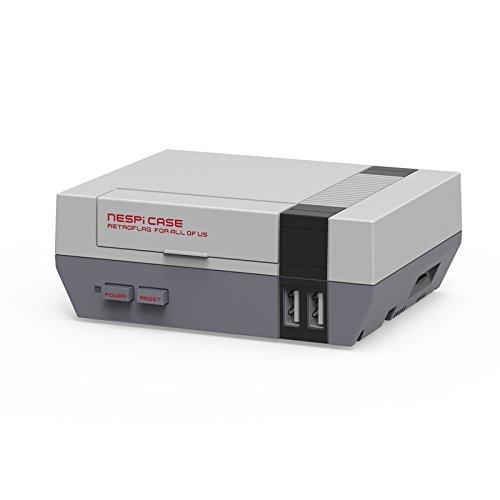 XBERSTAR NESPI CASE Mini NES Designed For Raspberry Pi 3, 2 and B+