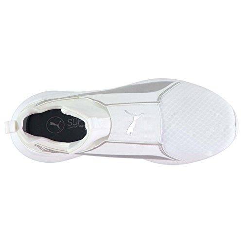 Wns Sneakers Blanc Basses blanc Rebel Femme Mid Puma qBxwEgSt