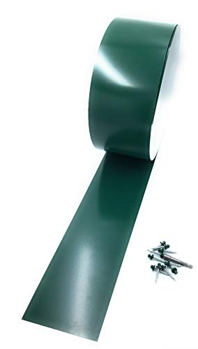 EAGLE 1: 26 Gauge General Use or Roofing Flashing Rolls - DIY or Contractors (Multiple Sizes in Listing) (Green, 12