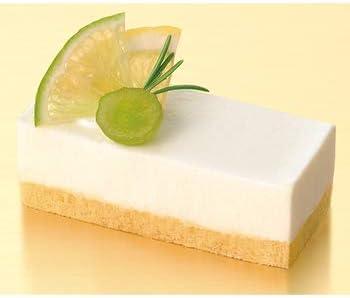 フレック GFC458F フリーカットケーキ レアチーズ 北海道産 クリームチーズ使用 415g 【冷凍】