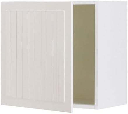 IKEA FAKTUM - El gabinete del ventilador, Stat blanquecino: Amazon ...