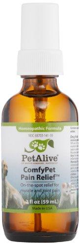 PetAlive 352062 Comfypet Pain Relief, 2 Fluid Ounce Review