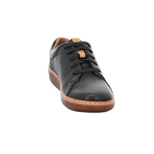 Amberlee Crest - Black Leather Nero