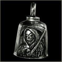 Grim Reaper fantasma Bell Guardian Bell buena suerte: Amazon.es ...