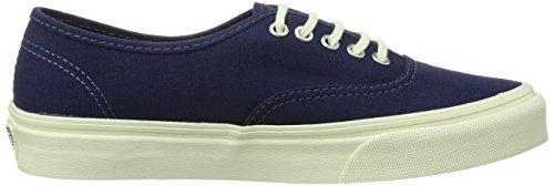 B Dxu Authentic pop U Adulto Sneaker Patriot Vans Blu blau Unisex Slim BPCqCpvw