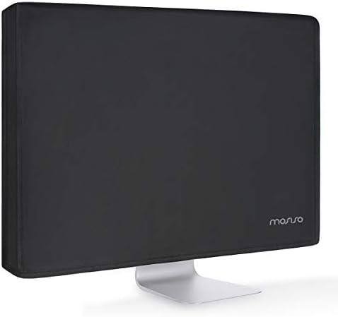 MOSISO Monitor Polvo Funda 26, 27, 28, 29 Pulgadas Panel de LCD/LED/HD Antiestático Pantalla de Protectora Compatible con 26-29 Pulgadas iMac,PC,Computadora de Escritorio y TV, Negro: Amazon.es: Electrónica