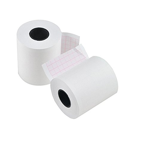 Funwill Thermal Printer paper for Patient monitor Machine (Pack of 2) ( 50mmx20m )