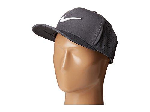 Nike Men's Classic 99 Fitted Golf Hat, Dark Grey, Medium/Large (Hat Good Golf)