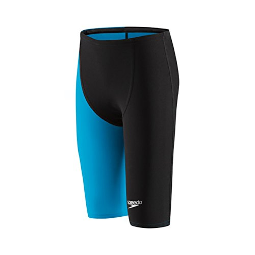 Speedo Men's LZR Racer Pro Jammer with Contrast Leg Miscellaneous (Mens Lzr Racer)