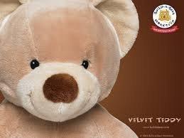 Dream Teddy Bear (Velvet Teddy Bear)