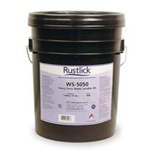 Rustlick 74056 Water Soluble Oils WS-5050 - Container Size: 5 Gallon