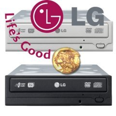 NEW DRIVERS: LG GSA-H50N