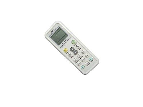 Easytry123 Universal Remote Control For big-thumbaragon feige borlerariete FEILU arvin aukia auxtec AMCORAIRE ALLSTYLE Air-con AEON AGEAN AYRE acsom adc aidelong AC A/C Air Conditioner