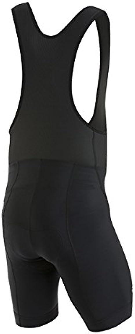 Pearl Izumi Men/'s SELECT Pursuit Attack Bib Shorts Black Mesh Upper 11111606