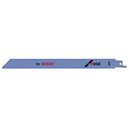 BOSCH Reciprocating Saw Blades 25 pack of 6'' x 18 tpi (teeth per inch) for metal cutting. Works great on Bosch Milwaukee Dewalt Makita PorterCable and all other reciprocating saws in North America.
