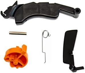 Everest Parts Supplies New Throttle Trigger Interlock Shaft Kit Fits Stihl  TS410 TS420