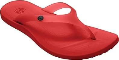 Crocs Malia Women's Sandal/Slippers/Flip-Flop Footwear - Scarlet / Size W11