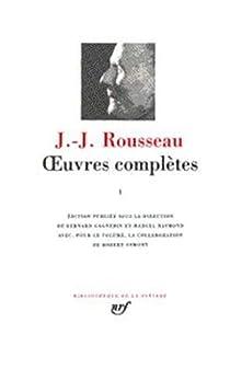 Rousseau : Oeuvres complètes, tome 2 par Rousseau