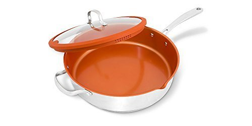 nuwave frying pan lids - 4