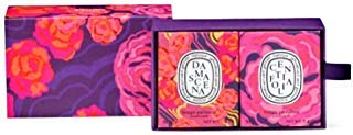 DIPTYQUE Limited Edition Damascena and Centifolia Rose Candle Set