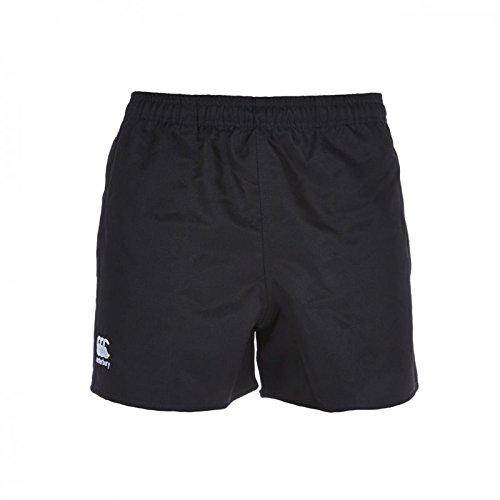 Canterbury Boys Junior Professional Shorts, Black, 14 ()