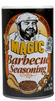 Chef Paul Prudhomme's Magic Seasoning Blends Barbecue - 5.5 oz