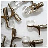 WIDGETCO 5mm Glass Shelf Pins