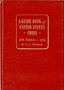 Hardcover A Guide to United States Coins 16th Edition Book