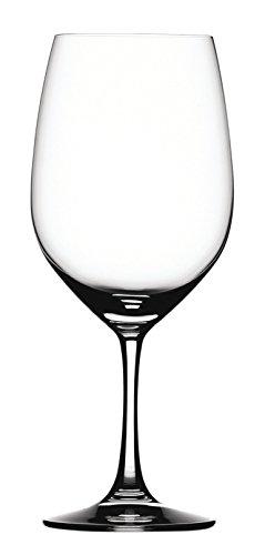 Spiegelau Vino Grande Non-Leaded Crystal Bordeaux Wine Glass, Set of 4