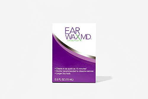 Earwax MD, Ear Wax Removal Kit and Ear Cleaning