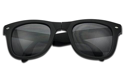 anteojos de sol plegables Wayfarer 631227db11be