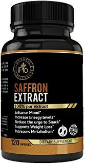 Amazon Com Ipro Supplements Pure Saffron Extract 120 Capsules