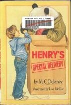 book cover of Henry\'s Special Delivery