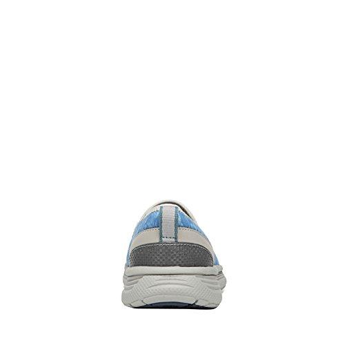 Bzees Womens Wink Léger Résistant À Leau Chaussures De Sport Bleu