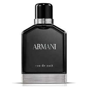 Eau de Nuit FOR MEN by Giorgio Armani - 3.4 oz EDT Spray