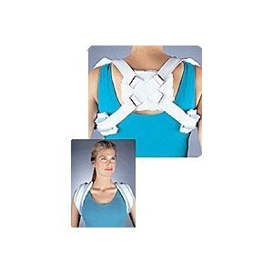 Clavicle Strap 4-Way Pediatric 14''- 17''