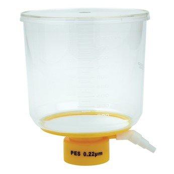 Celltreat Scientific 229718 PES Bottle Top Filter, Sterile, 0.22 µm Pore Size, 90 mm Diameter, 1000 mL Capacity (Pack of 24) by Celltreat Scientific