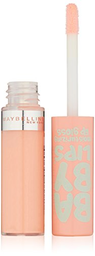 Taupe Gloss - Maybelline New York BABY LIPS Moisturizing Lip Gloss #35 Life's A Peach 0.18 Fluid Ounce