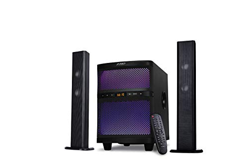Renewed  F D t 200x TV Speaker Soundbar Speakers