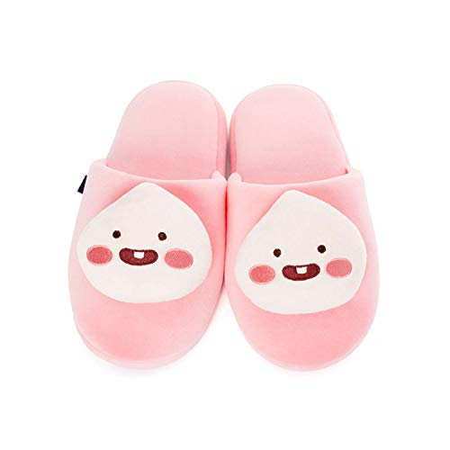 KAKAO FRIENDS Official- Plush Doll Slipper (Apeach)