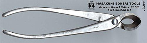 (8716)Masakuni bonsai tool Spherical Cutter by Masakuni
