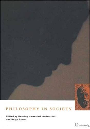Philosophy in Society