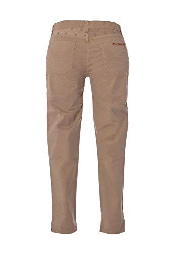Beige Donna 24pcjdpa11gt00101 Pantaloni Jeckerson Cotone 70qp1pxz
