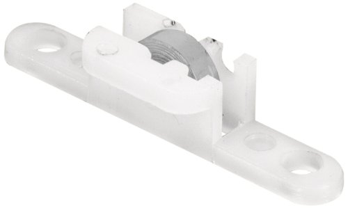 Slide-Co 172917 Sliding Window Roller Assembly with 3/8-Inch Flat Steel Wheel,(Pack of 4) ()