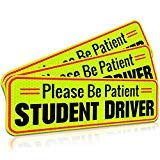 Signs Authority Student Driver Bumper Magnet for