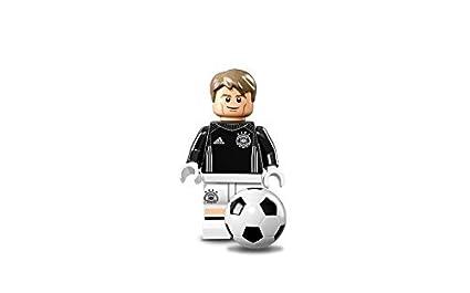 Amazon.com: LEGO 71014 – Minifigura de portero Manuel neuer ...