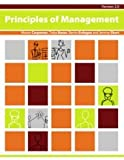 Principles of Management, v. 2.0, Talya Bauer, Berrin Erdogan and Jeremy Short Mason Carpenter, 1453354476